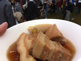 収穫祭(農大@厚木)