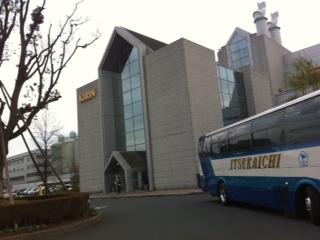 キリン横浜ビアビレッジ(生麦)