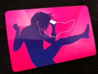 カルワザiTunesカード