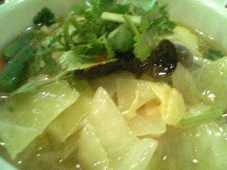 池袋、刀削麺荘