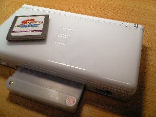 DS Liteのマジコン購入