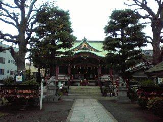 招き猫めぐり(今戸神社)