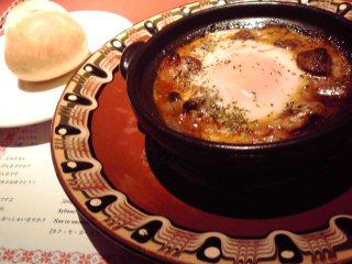 ブルガリア料理(汐留ソフィア)